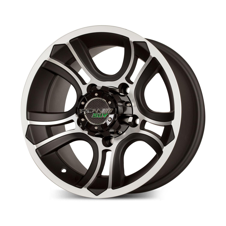 Колесные диски PDW SUV CRANK