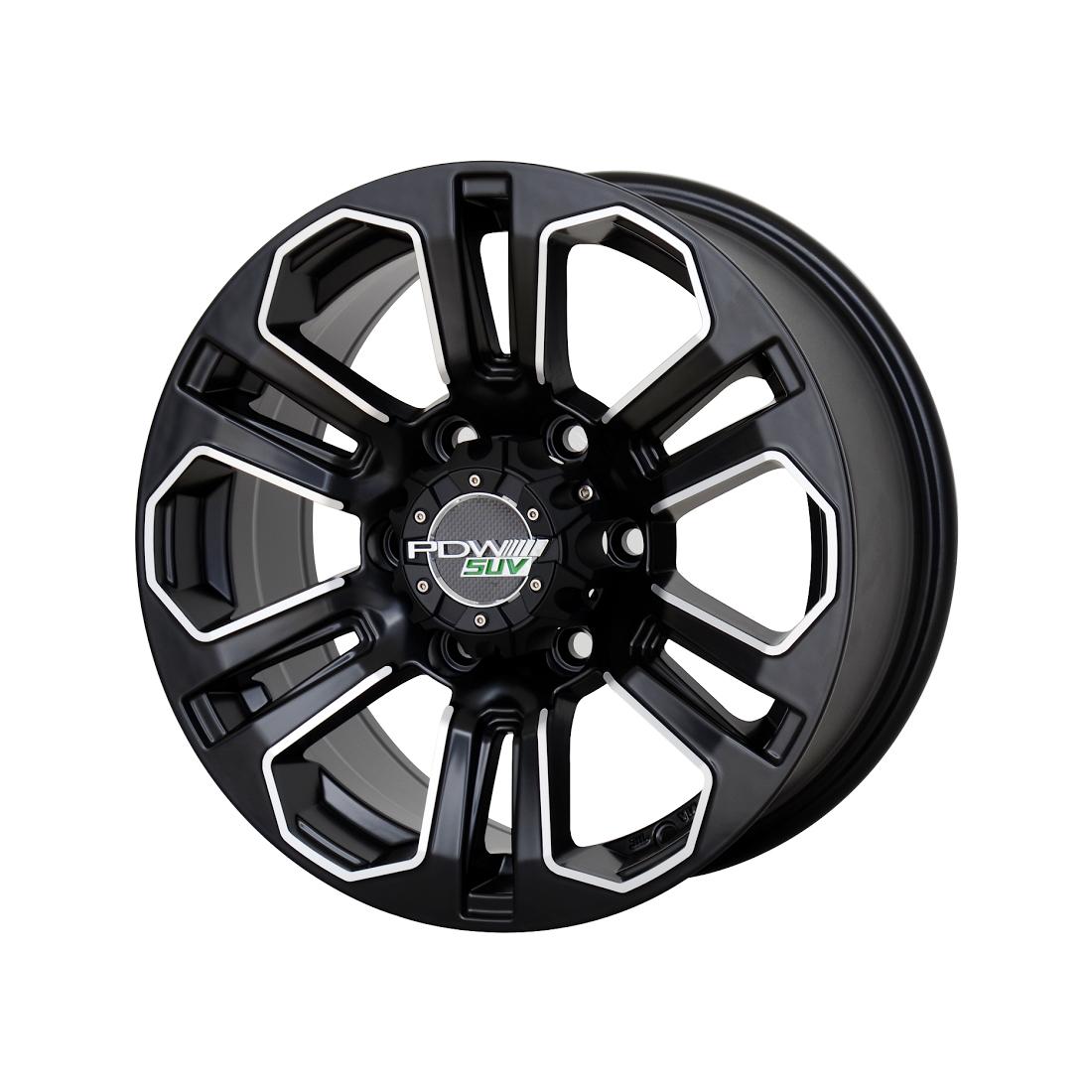 Колесные диски PDW SUV HAZARD