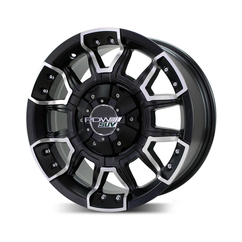 Колесные диски PDW SUV BLACKOUT
