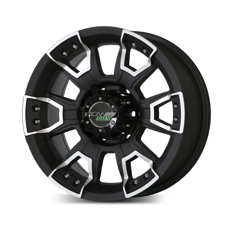 Колесные диски PDW SUV HECTIC